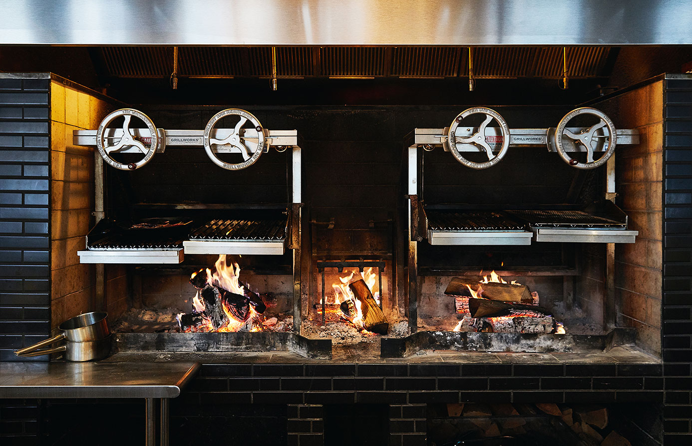 kimpton denver citizen rail restaurant wood fire grill